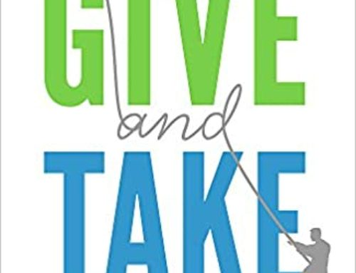 Benchan Book Review #1 – Give and Take by Adam Grant