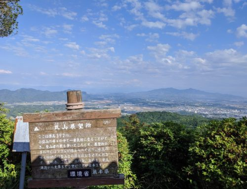 Danchan's Column #1: Mt. Shoudai Camping